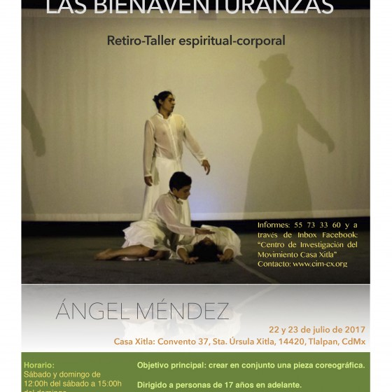 Flyer Taller Angel