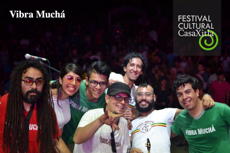 Vibra Muchá (Reggae para niños)