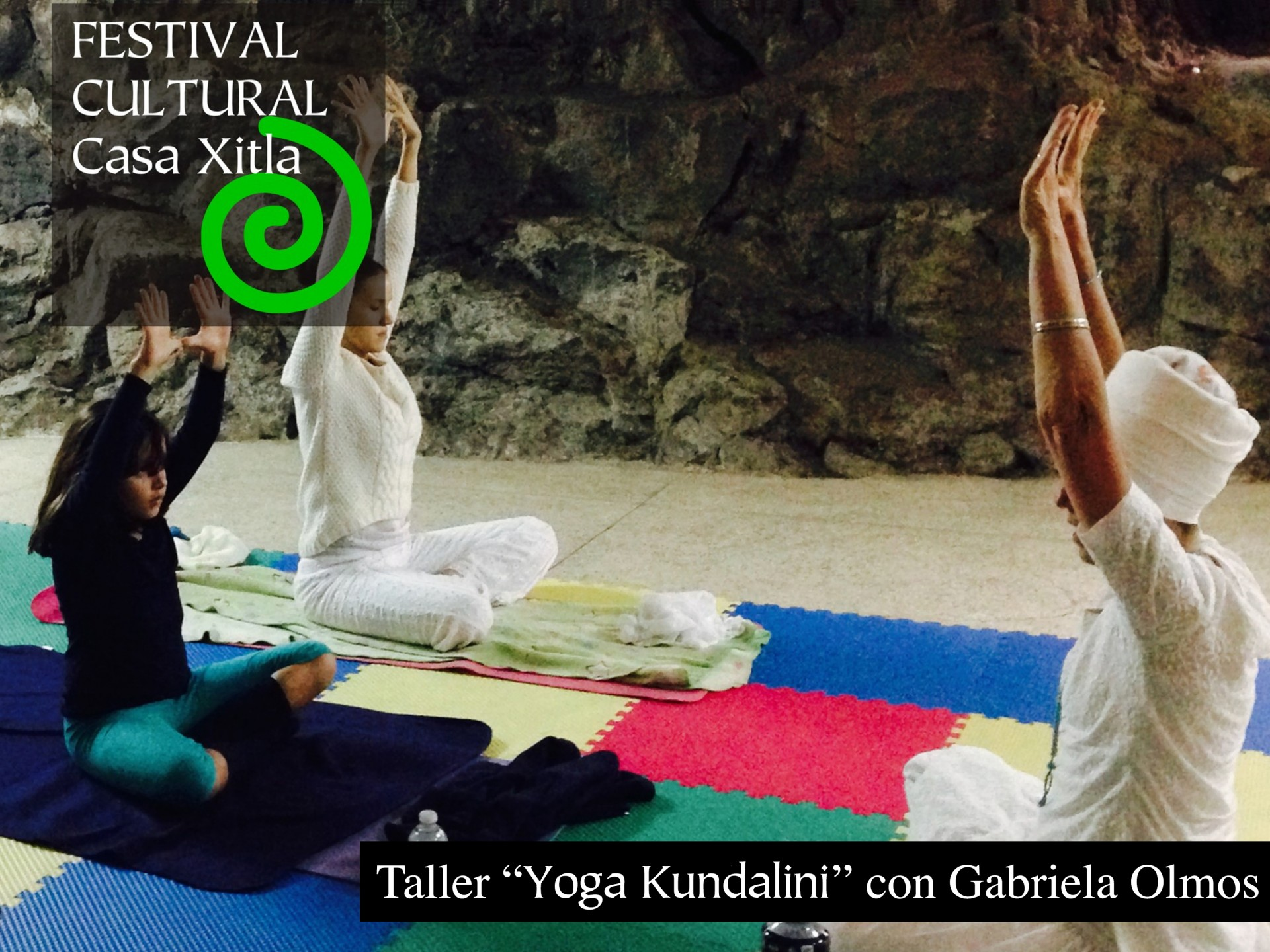 Kundalini yoga copia