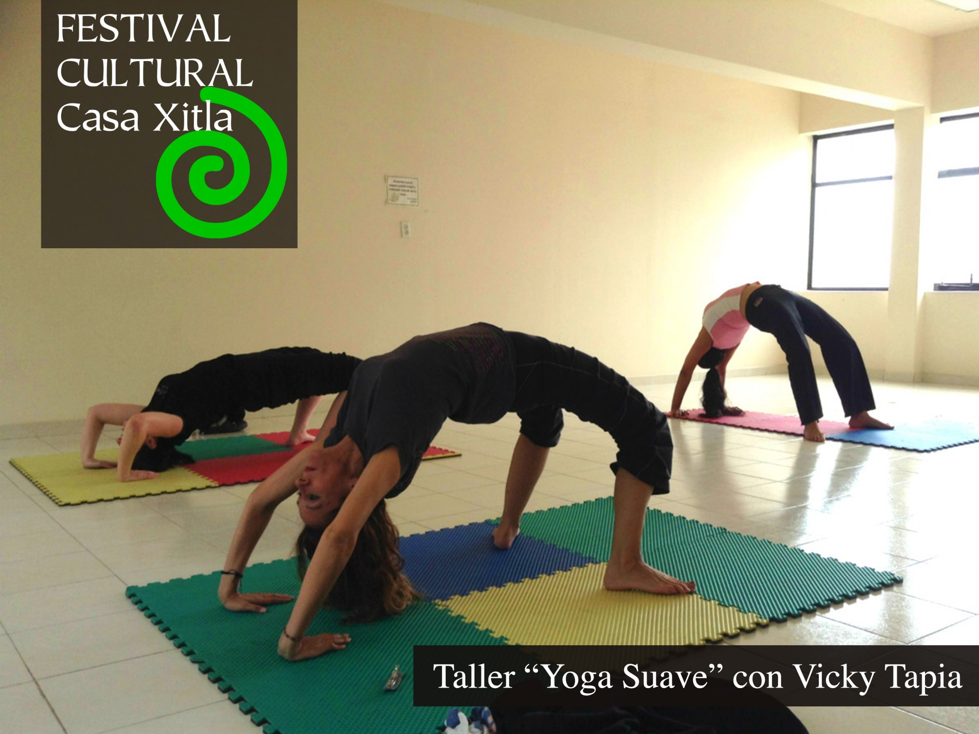 Taller yoga suave