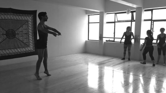 Taller ballet