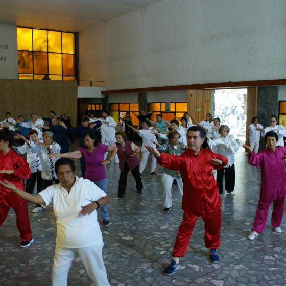 Qi gong para la salud