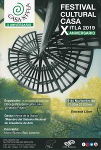 Flyer Casa Xitla